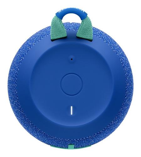 parlante ultimate ears wonderboom 2 bermuda blue