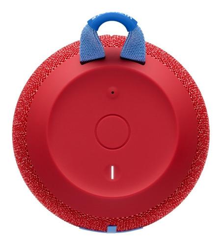 parlante ultimate ears wonderboom 2 radical red