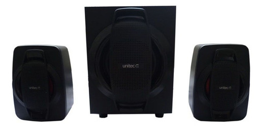 parlante unitec bluetooth 2.1 u-sp-107c