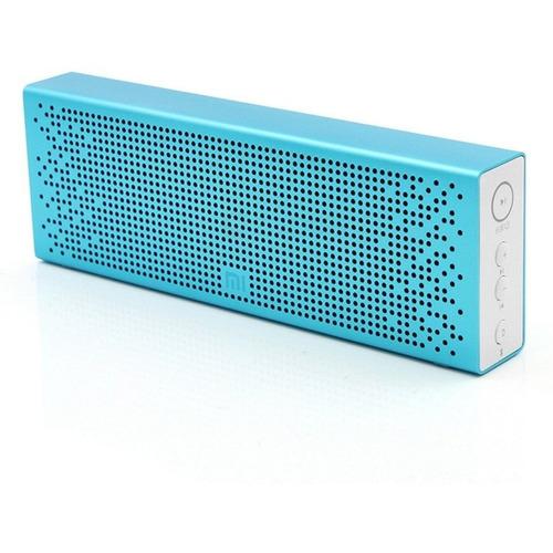 parlante xiaomi portatil bluetooth inalambrico mi speaker sellado original aluminio diseño potencia