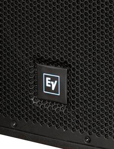 parlantes 12 electro voice elx112p (activa)
