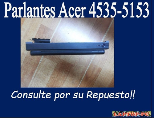 parlantes acer 4535-5153