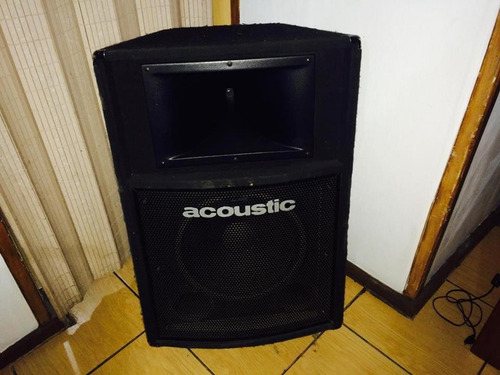 parlantes acoustic semi concert