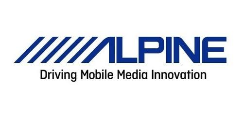 parlantes alpine 5x7'' 230 watts s-s57 - audio secrets