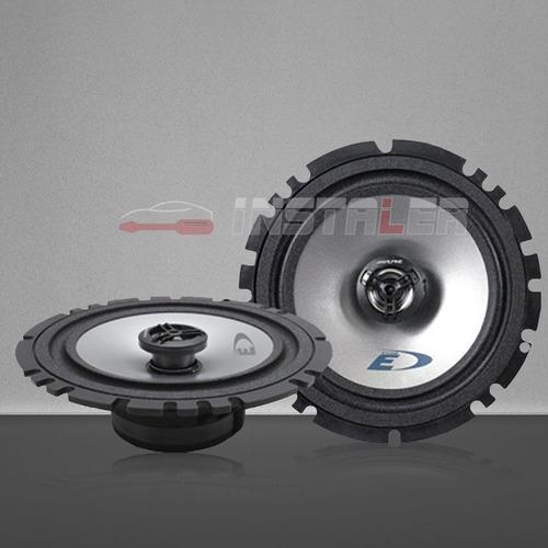parlantes alpine sxe-1325s 5 1/2 calidad de sonido