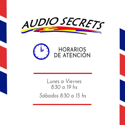 parlantes alpine sxe-1725s 6 1/2 coaxial 220 w