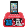 Reproductor Mp3 Despertador Ipod Iphone 30 Pins Minnie Mouse