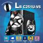 Parlante 2.1 Bluetooth ,radio Fm, Usb,sd Lb-c251u C/control