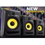 Monitores Krk-rokit 5, 6, 8 G3 Para Estudio De Sonido