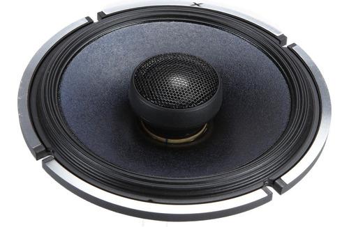 parlantes auto alpine x-s65 6 1/2 110w rms - audio secrets