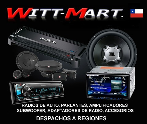 parlantes auto rockford fosgate  r1525x2  13cm  envío gratis