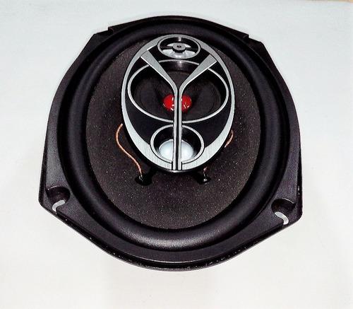 parlantes bandejas 6x9 pulgadas tech-la 600w /aireysonido