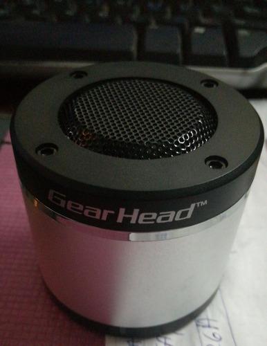 parlantes bluetooth marca gearhead