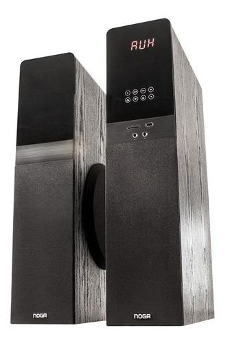 parlantes bluetooth noga sp-6161 80w karaoke inalambrica bt
