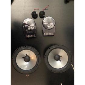 Parlantes Componentes Jl Audio C2 650 - Repuesto