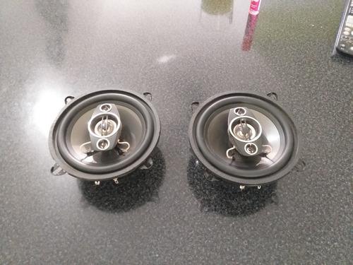 parlantes crown mustang csg-501 4 vias 5  250w medio uso