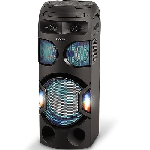 parlantes equipo audio sony v71 alta potencia bluetooth
