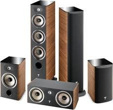 parlantes home theater 5.0 focal aria 926