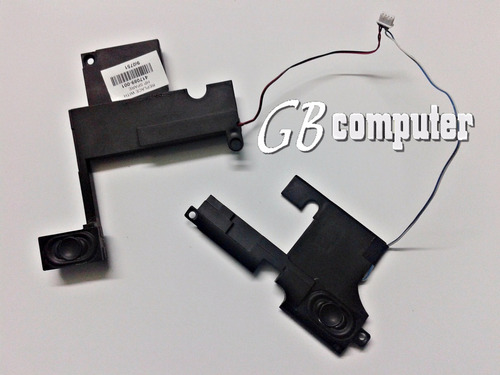 parlantes internos x2 notebook compaq v3000 417089-001
