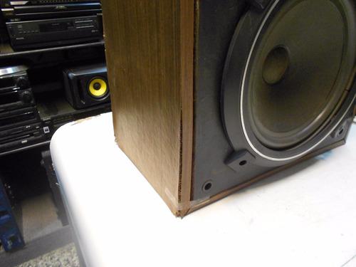 parlantes jensen 1030 concert series 60w 3 vias tomo audio