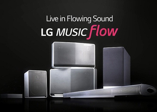 parlantes lg music flow h3  portable bluetooth sellado