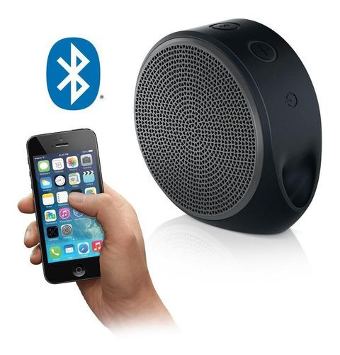 parlantes logitech x50 movil bluetooth 3w 5 horas bateria