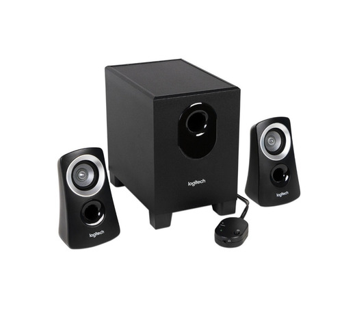 parlantes logitech z313 speakers 2.1