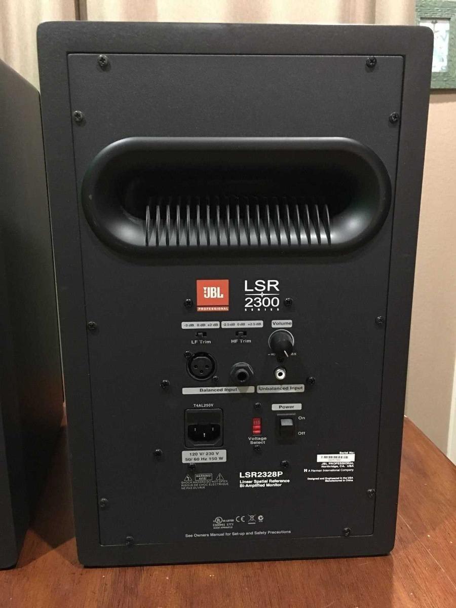 Jbl Lsr 2300 : parlantes monitores jbl lsr 2300 series lsr2325p powered st 185 en mercado libre ~ Hamham.info Haus und Dekorationen