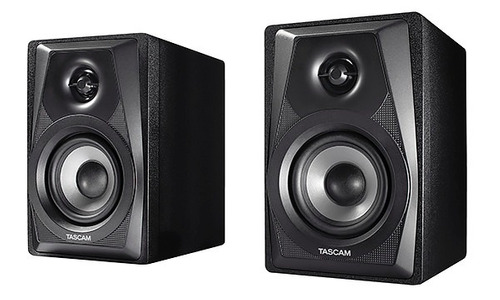 parlantes monitores tascam vl s3