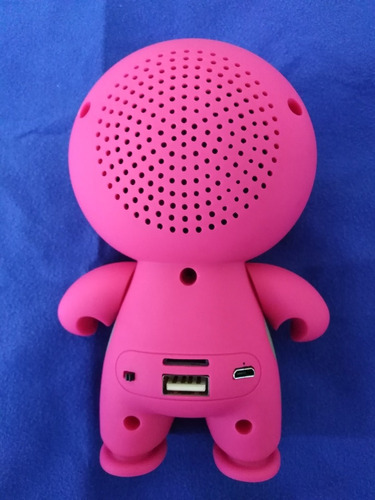parlantes music android toy sp-19 bluetooth