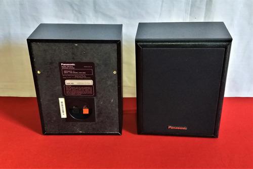 parlantes panasonic / technics sb s210 + 4ohm + 110watt