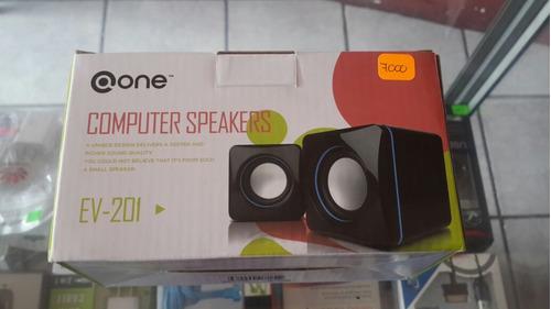 parlantes para computadora