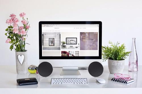 parlantes para computadora (color negro)