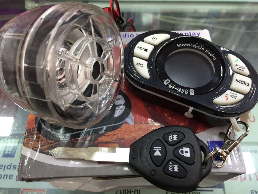68ae289f706 Parlantes Para Moto Bluetooth / Mp3 / Fm - $ 89.900 en Mercado Libre