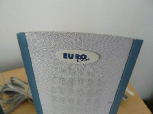 parlantes para pc -  euro case