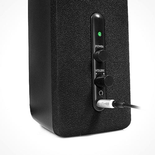 parlantes para pc klip xtreme kss310 2,0 stereo 2w