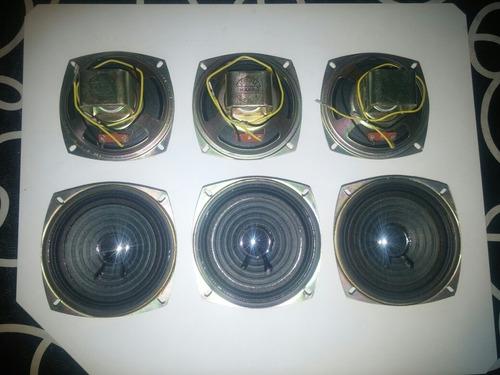 parlantes para radios noblex 7 mares