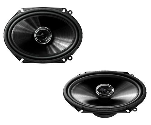parlantes pioneer 6x8 ts-g6845r