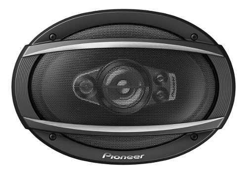 parlantes pioneer ts-a6970f 600w 6x9  5 vias