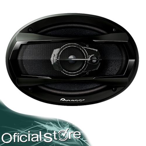 parlantes pioneer tsa6965 6x9 400 watts 3 vias 60 rms