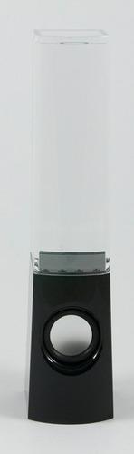 parlantes portátiles con agua rítmica impre$ionante