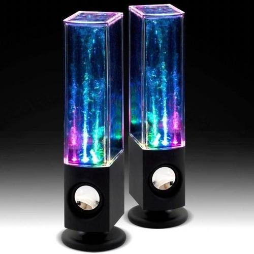 parlantes portátiles con agua rítmica $ impresionante $