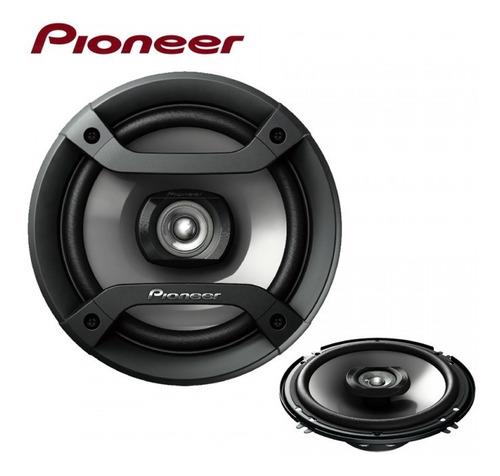 parlantes redondos pioneer ts-f1634r  2 vias 200w, 6 pulgada