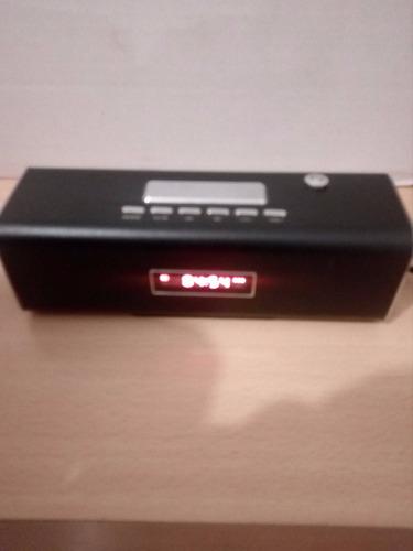 parlantes reproductor con entrada usb/micro sd/ 3.5 st  xion