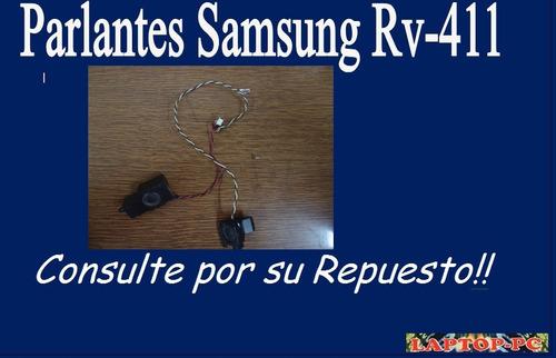 parlantes samsung rv-411