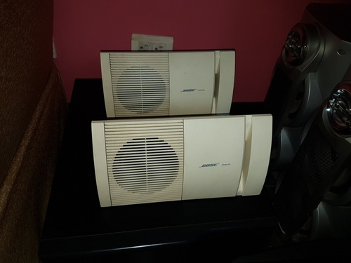 parlantes satellite bose model 100