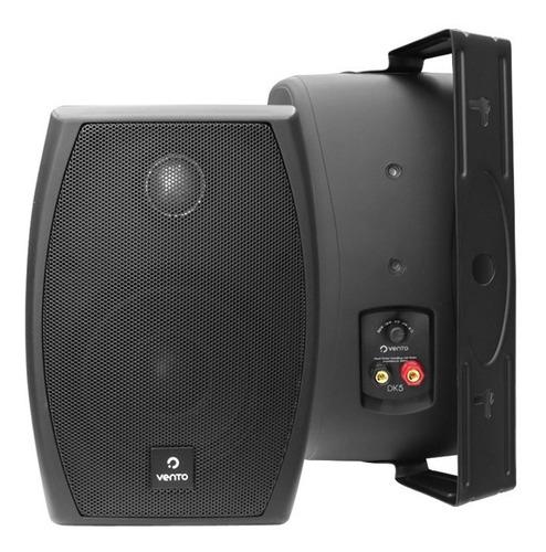 parlantes sonido ambiental de 5  para intemperie dk5