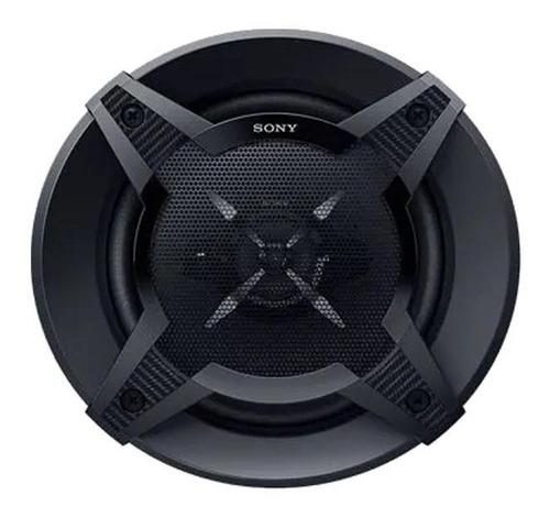 parlantes sony xs-fb1630 mega bass de 3vias 16 cm (6,3 )