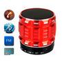 Parlante Bluetooth Mini Portatil Mano Libres Musica, Microsd
