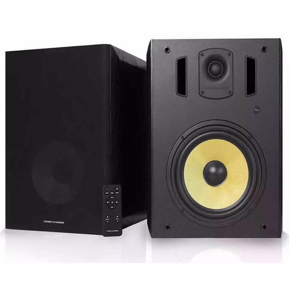 Parlantes Thonet & Vander Titan 2.0 Bluetooth 180w Rms